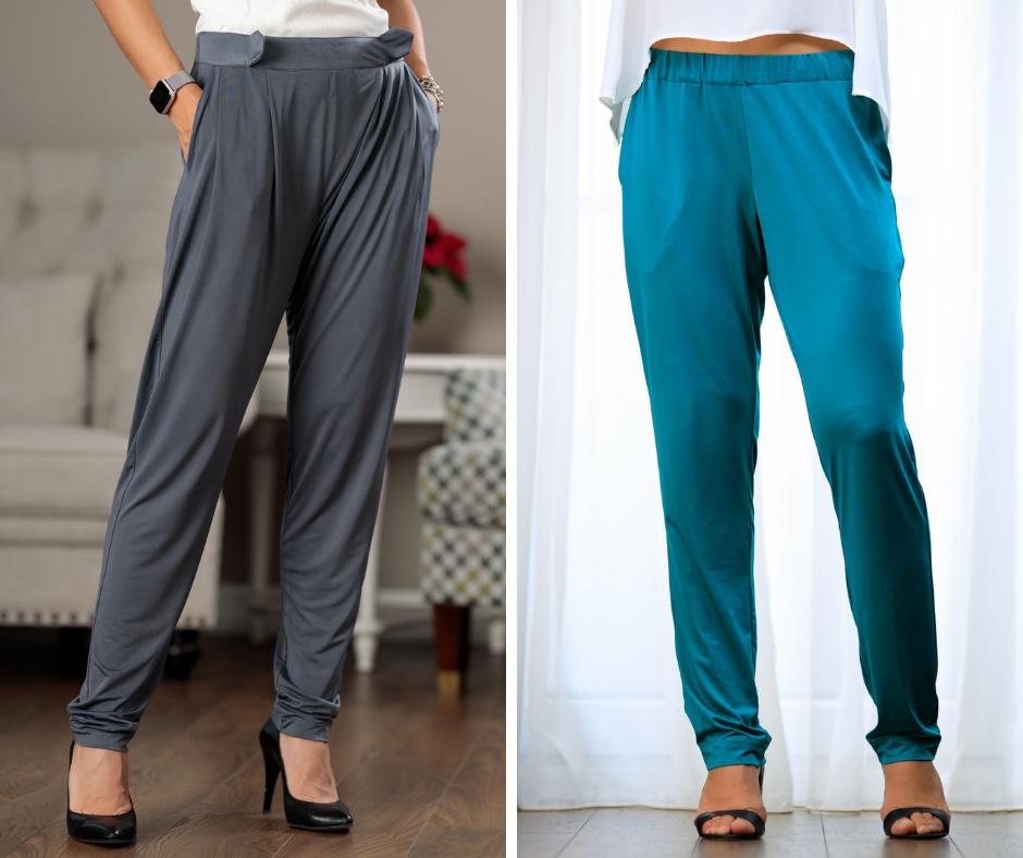 Pantaloni de casa >>