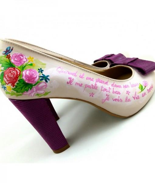 versuri-la-vie-en-rose-pantofi-pictati-manual (1)