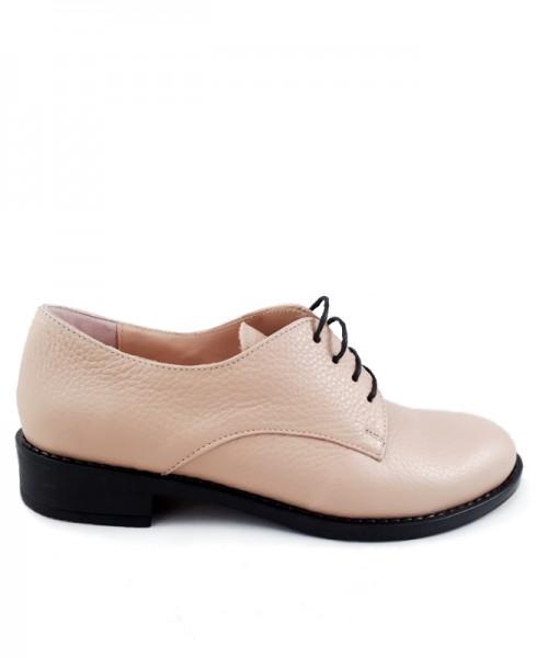 mocasini-crem-nude-pantofi-cu-siret-piele-naturala (1)0