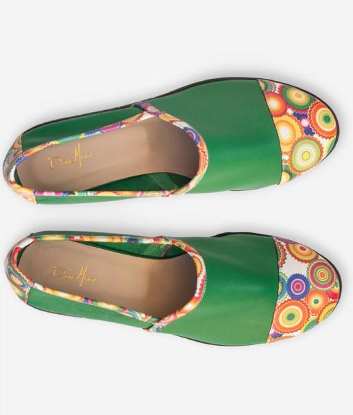 pantofi-sport-din-piele-naturala-verde-kyoto-8133-4