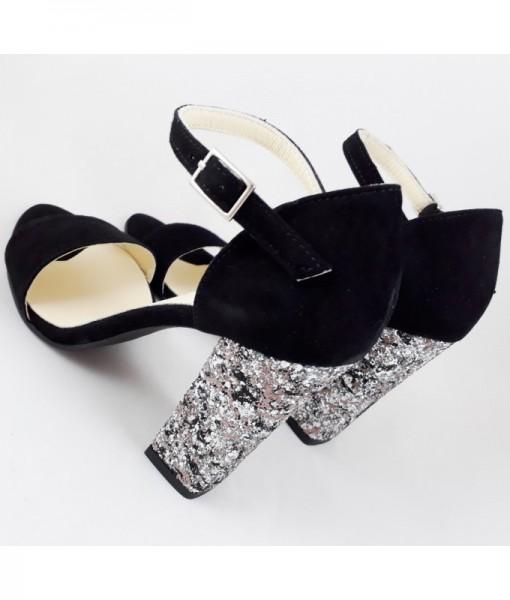 sandale-piele-naturala-moon-negru-glitter (1)