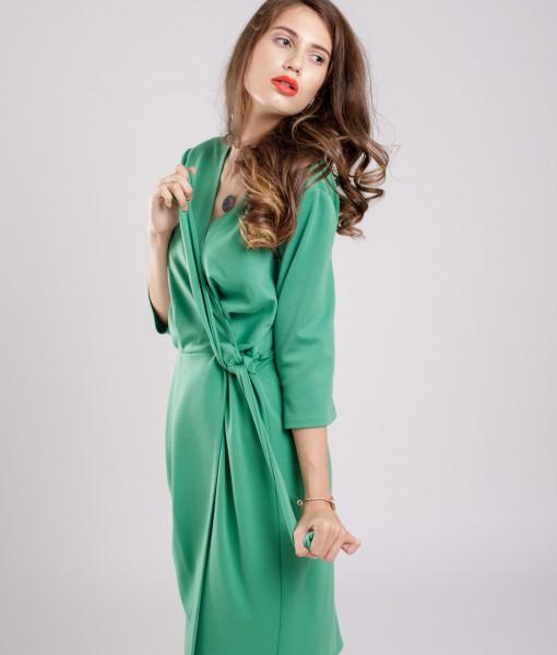 rochie-petrecuta-green-dress1