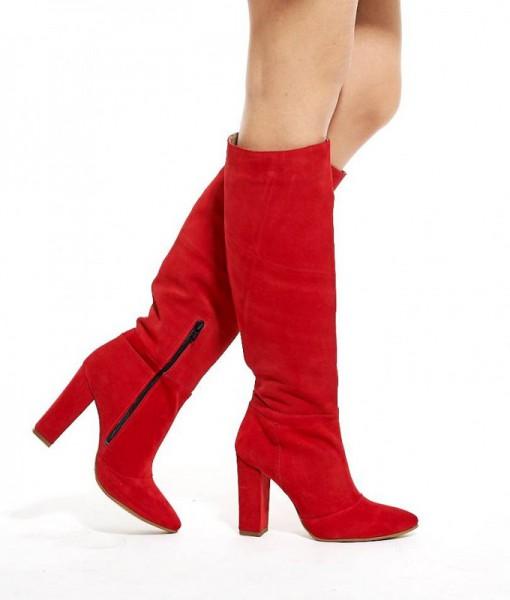 rhea-cizme-rosii-piele-naturala