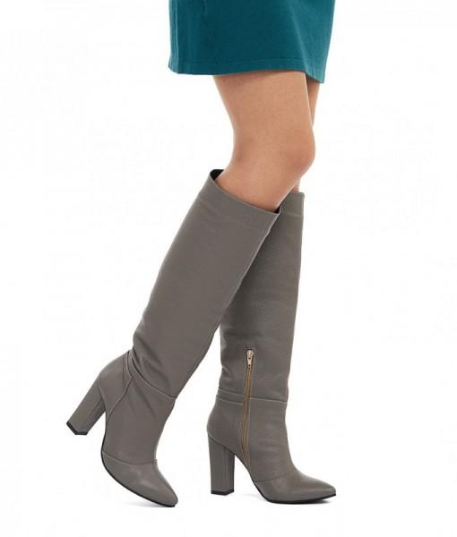 rhea-cizme-lungi-gri-piele-naturala
