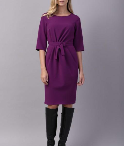 rochie-crep-violet-pliuri-asimetrice-love1-570x854