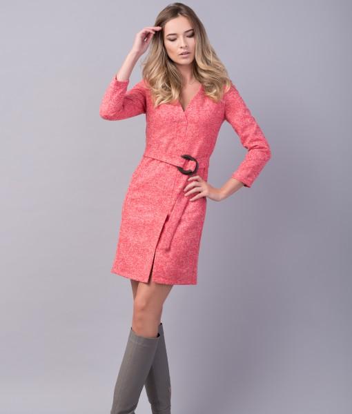 rochie-roz-amestec-lana-joy1