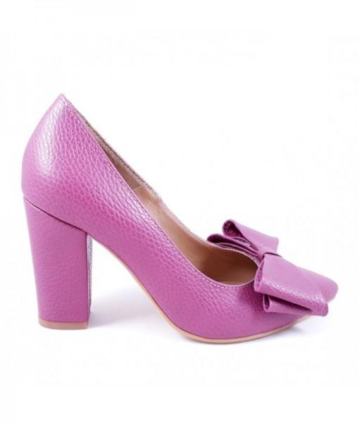 distinct-pantofi-mov-toc-gros-funde-piele-naturala