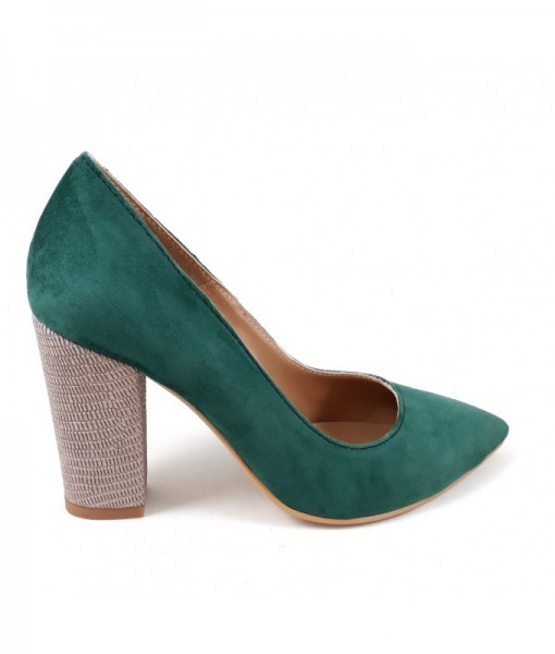 doll-pantofi-verzi-toc-gros-piele-naturala