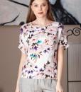bluza casual cu imprimeu floral (6)