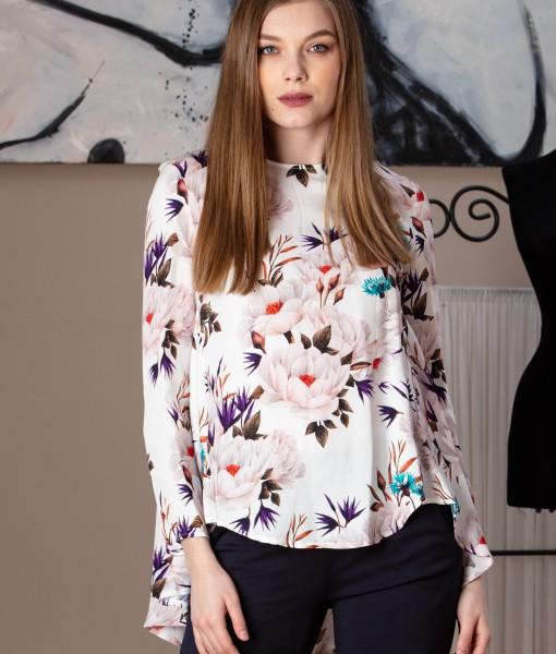 bluza casual din vascoza imprimata (6)