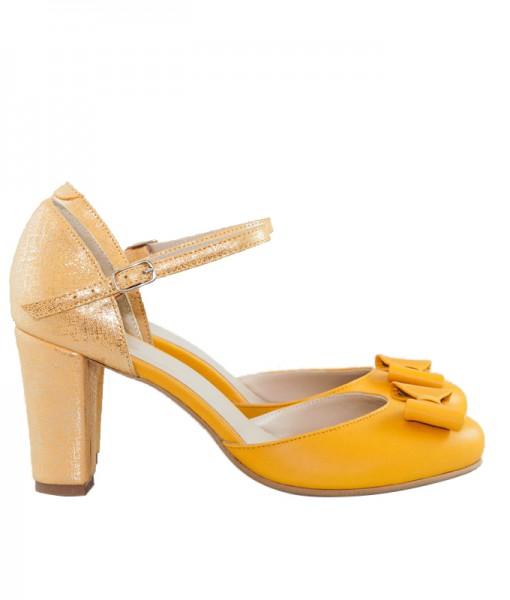 pantofi-retro-din-piele-naturala-galbena-bonita-13854-40