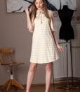 rochie casual cu funda (1)