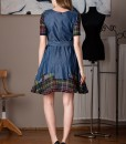 rochie casual din bumbac (1)