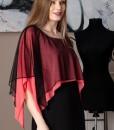 rochie de seara cu voaluri suprapuse (3)