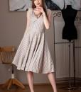 rochie de zi cu funda (3)