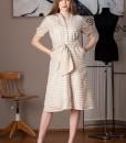 rochie de zi in carouri (2)