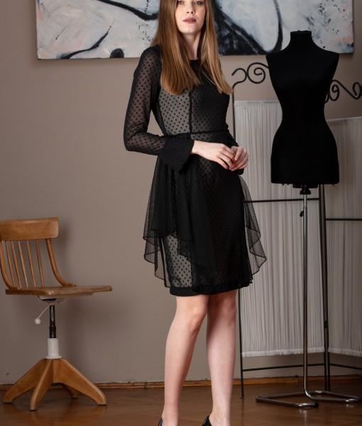 rochie eleganta neagra (2)