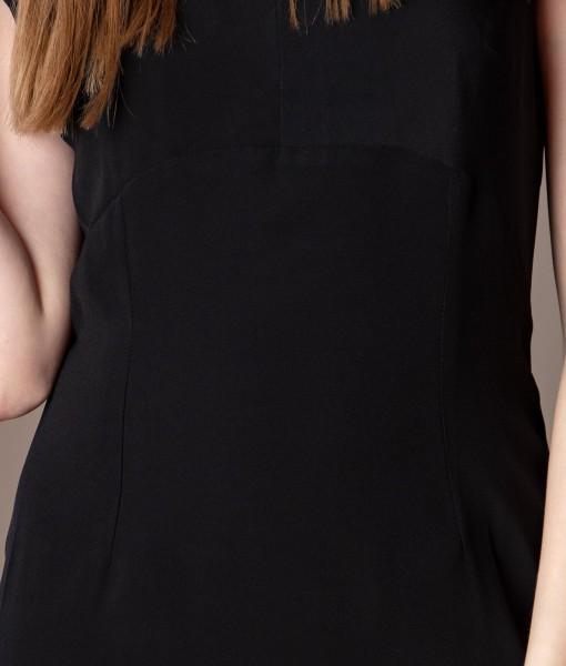 rochie midi neagra (3)
