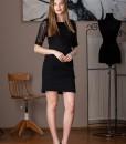 rochie neagra eleganta (2)