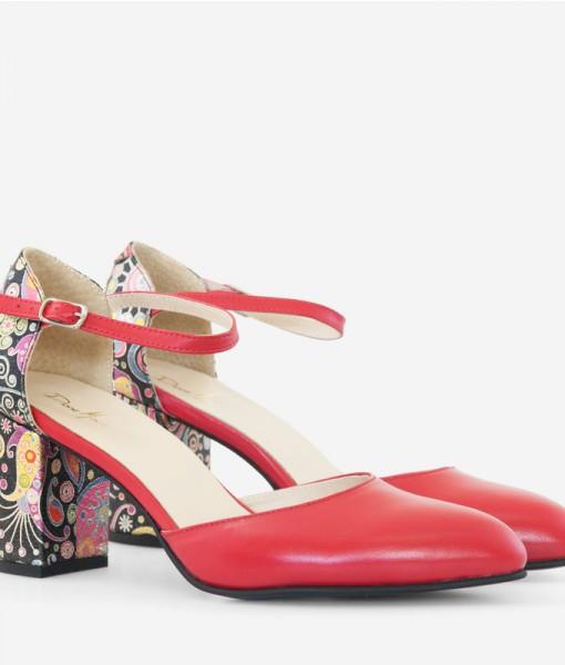 pantofi-decupati-din-piele-naturala-rosie-bijou-15364-4