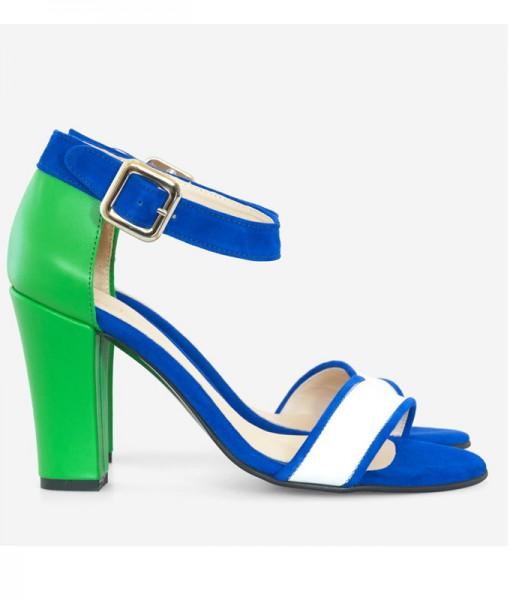 pantof verde