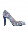 Pantofi Dama De Ocazie Imprimeu Floral Diane Marie