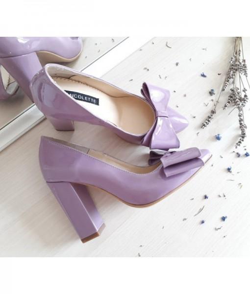 distinct-pantofi-mov-lavanda-piele-naturala