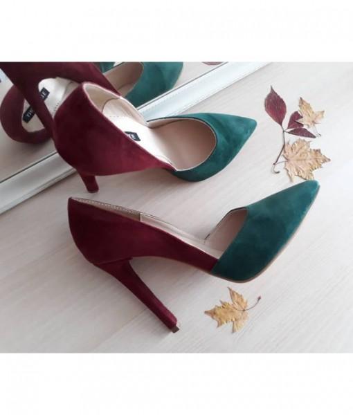 rise-pantofi-bordeaux-verde-piele-naturala (3)