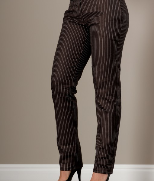 pantalon dama office cu dungi (1)