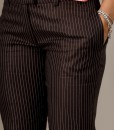 pantalon dama office cu dungi (4)