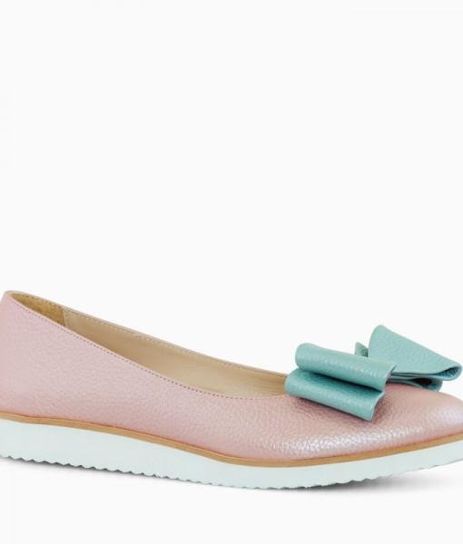 pantofi-dama-fara-toc-din-piele-naturala-roz
