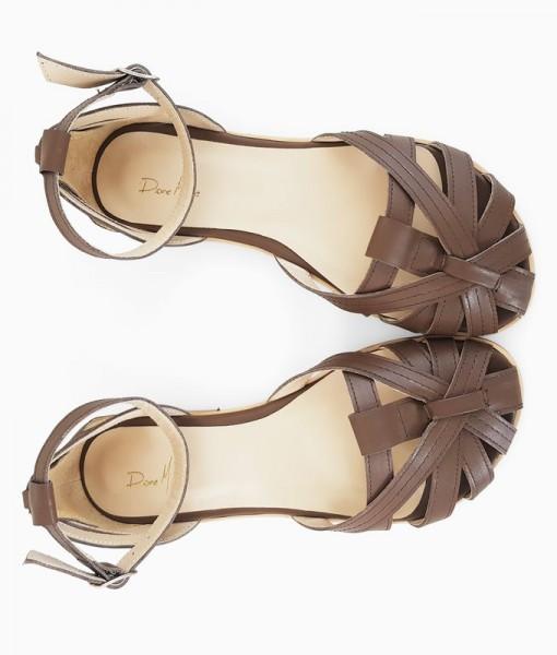 sandale-dama-maro-fara-toc