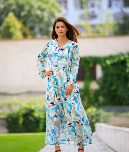 rochie-maxi-din-voal-colorat