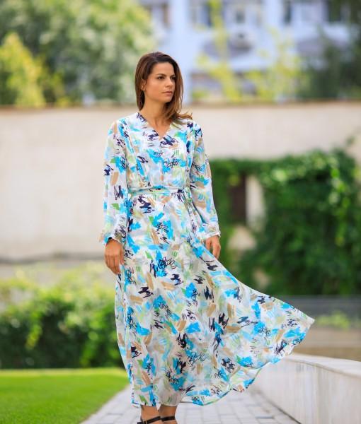 rochie-lunga-imprimata