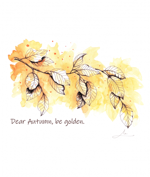 Golden-autumn