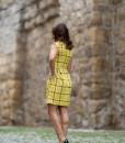 rochie Viviene lateral