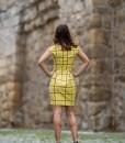 rochie Viviene spate