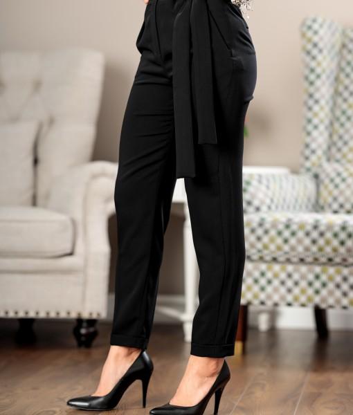 Pantalon-Dama-Negru