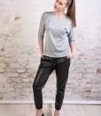 Bluza-Eleganta-Argintie