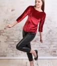 bluza-eleganta-catifea-rosie (3)
