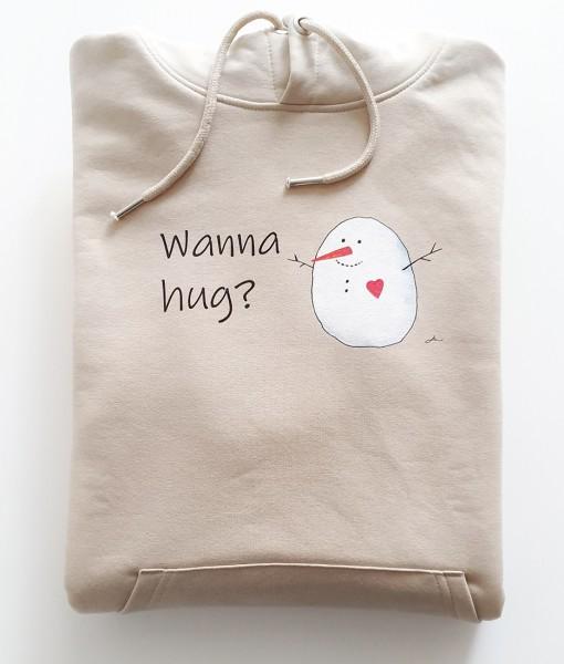 hanorac-bej-snowman-hug