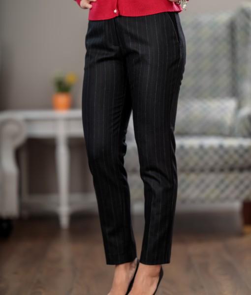 Pantalon-Dama-Office-Cu-Dungi