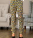 Pantaloni-Dama-Casual-Flori