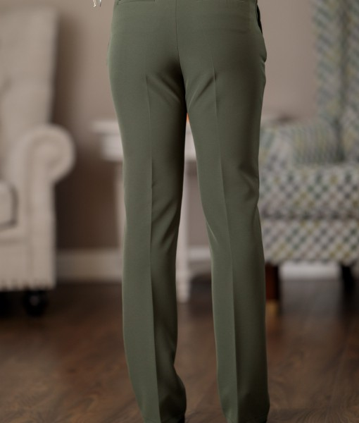 pantaloni-dama-office-verzi-olive (1)