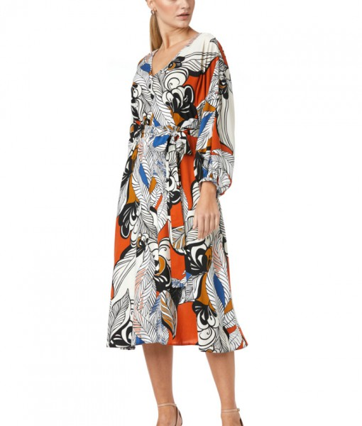 rochie-leaves (2)