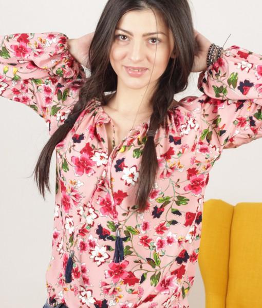 bluza-boho-tip-ie-roz-pal-cu-flori-colorate (1)