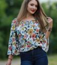bluza-cu-maneci-foarte-largi-imprimeu-alb-cu-flori (7)