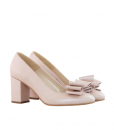 Pantofi Dama Cu Toc Si Funda Diane Marie