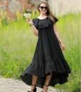 doua-rochii-suprapuse-asimetrice-din-panza-topita-neagra (1)
