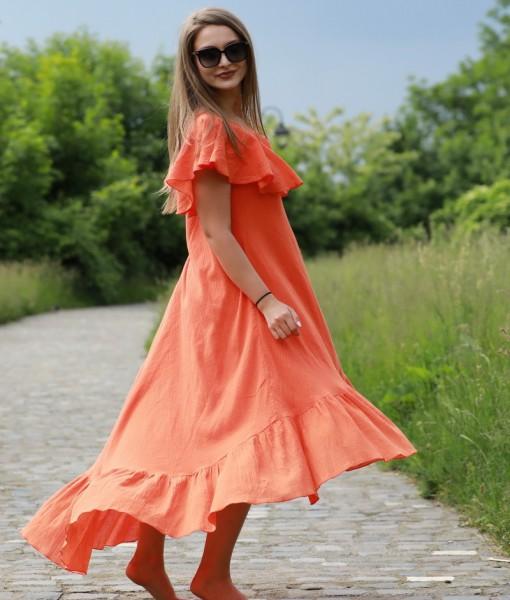 doua-rochii-suprapuse-asimetrice-din-panza-topita-portocalie (1)